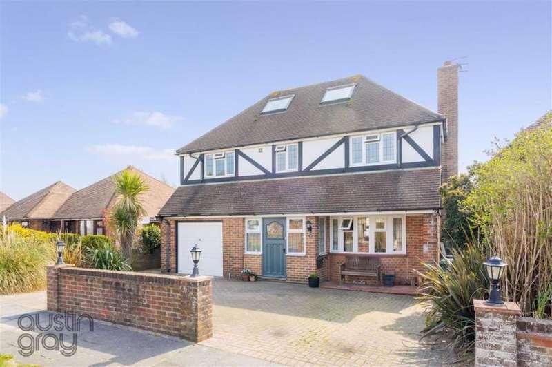 4 Bedrooms House for sale in Glen Rise, Westdene, Brighton