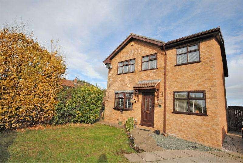 4 Bedrooms Detached House for sale in Morpeth Close, Moreton
