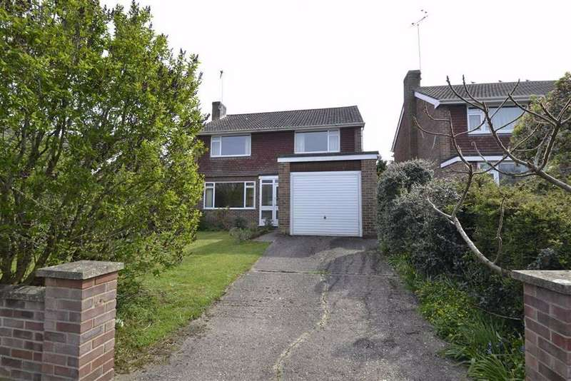 4 Bedrooms Detached House for sale in Mount Close, Newbury, Berkshire, RG14
