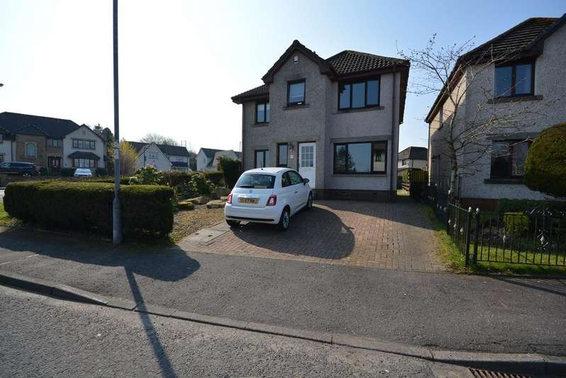 4 Bedrooms Detached House for sale in Fairways, Stewarton, Kilmarnock, KA3