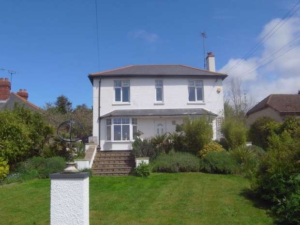 4 Bedrooms Detached House for sale in Colaton Raleigh, SIDMOUTH, Devon