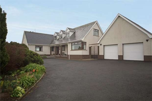 4 Bedrooms Detached Bungalow for sale in Ballyblack Road East, Newtownards, County Down