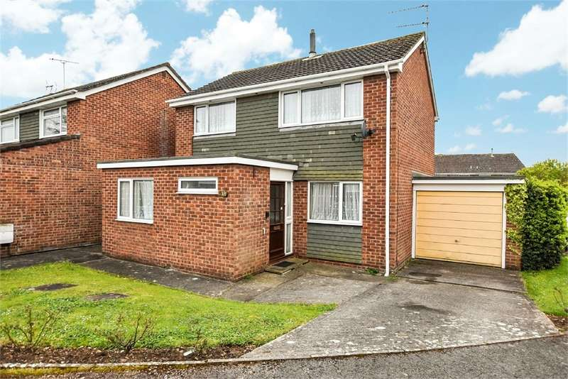 3 Bedrooms Detached House for sale in Ash Hayes Drive, Nailsea, Bristol, North Somerset