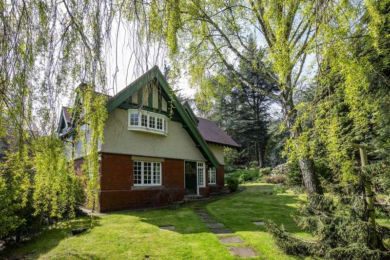 3 Bedrooms House for sale in Jesmond Dene, Newcastle Upon Tyne