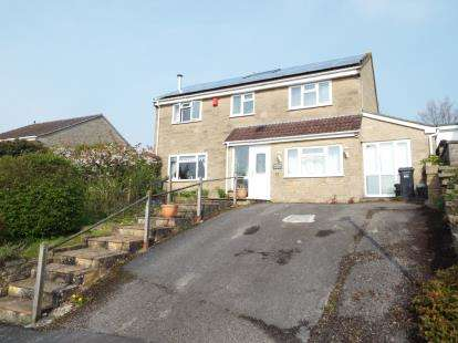 5 Bedrooms Detached House for sale in Wincanton, Somerset