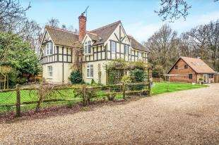 4 Bedrooms Equestrian Facility Character Property for sale in Roffey Park, Forest Road, Horsham, West Sussex
