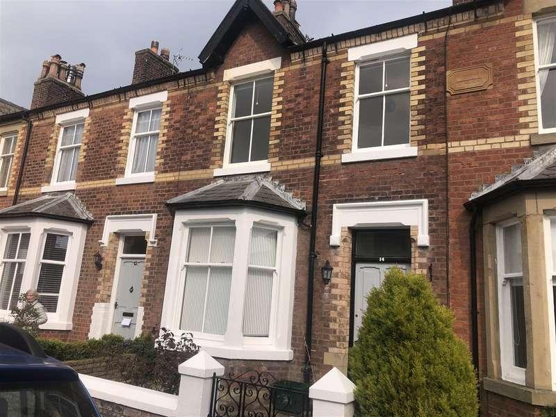 3 Bedrooms Terraced House for sale in Ashton Street, Lytham