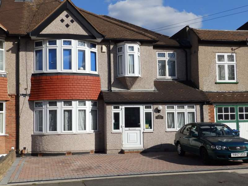 4 Bedrooms Terraced House for sale in Monkleigh Road, Morden, London, SM4