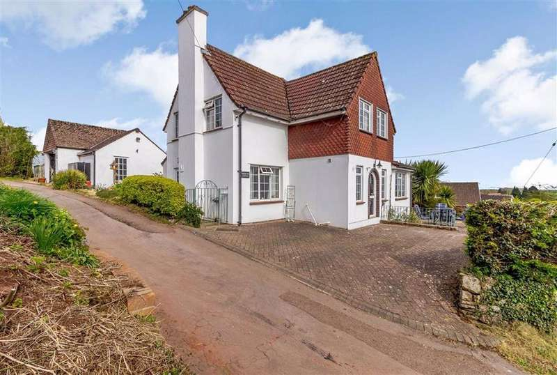 3 Bedrooms Detached House for sale in Chapel Hill, Aylburton, Gloucestershire