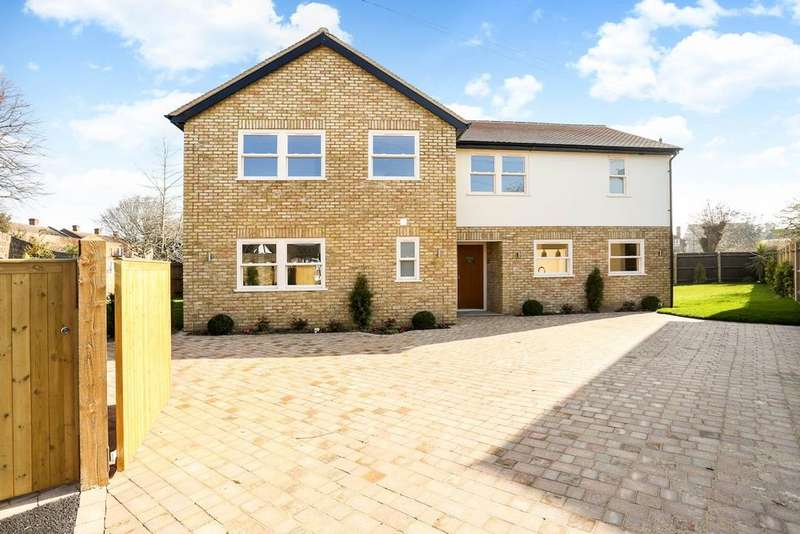 5 Bedrooms Detached House for sale in 39 Parsonage Lane, Windsor SL4
