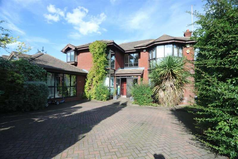 5 Bedrooms Detached House for sale in Ringley Hey, Whitefield, Manchester