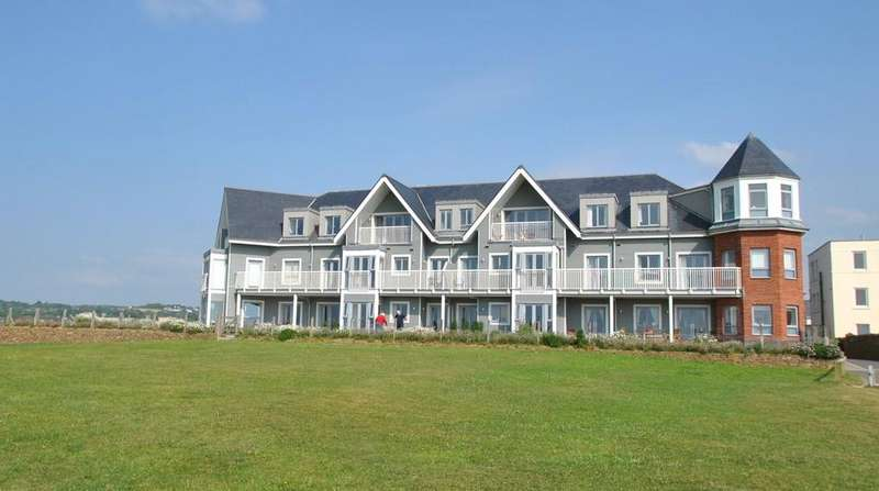 2 Bedrooms Apartment Flat for sale in Atlantic Rise, Crooklets Road, Bude