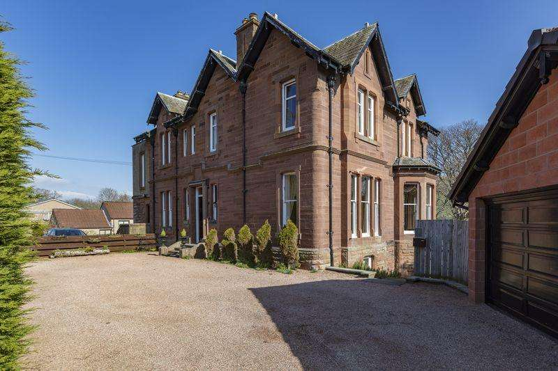 3 Bedrooms Apartment Flat for sale in 2 Ryfield, Windyknowe Road, Galashiels