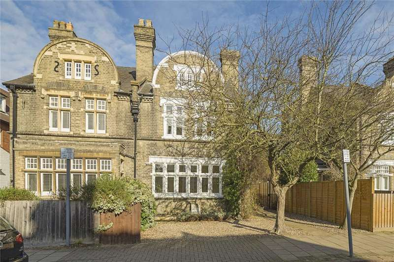 5 Bedrooms Semi Detached House for sale in Tenison Avenue, Cambridge, CB1