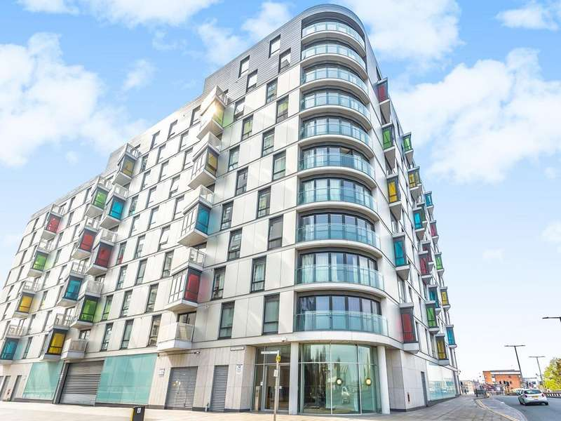 1 Bedroom Apartment Flat for sale in Hunsaker, Alfred Street, Reading, RG1