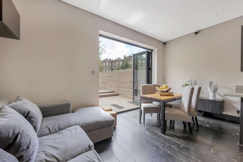 2 Bedrooms Apartment Flat for sale in Queens Avenue, Muswell Hill N10