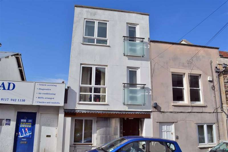 3 Bedrooms Terraced House for sale in Wolseley Road, Bristol