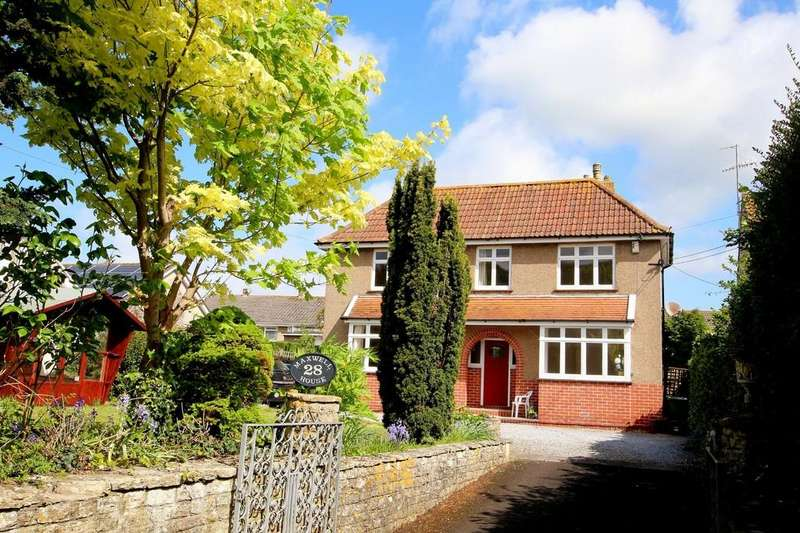 3 Bedrooms Detached House for sale in Detached 1930s family house