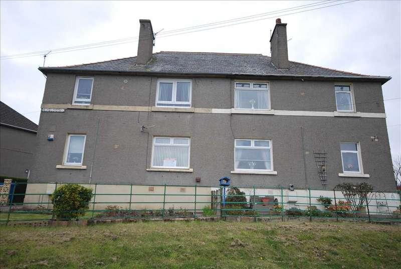 2 Bedrooms Flat for sale in Sinclair Street, Stevenston