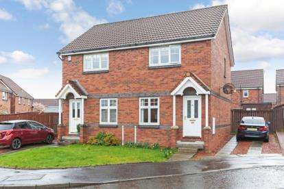 2 Bedrooms Semi Detached House for sale in Nethergreen Wynd, Renfrew, Renfrewshire