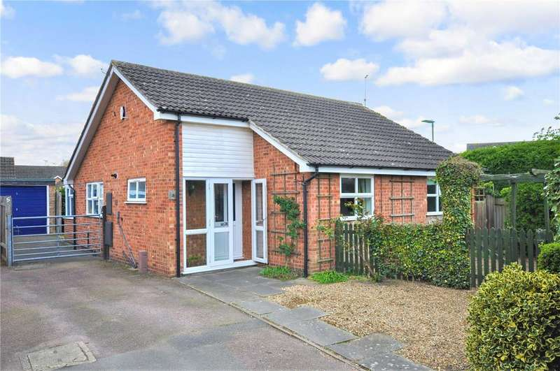 2 Bedrooms Bungalow for sale in Windsor Close, Quorn, Loughborough