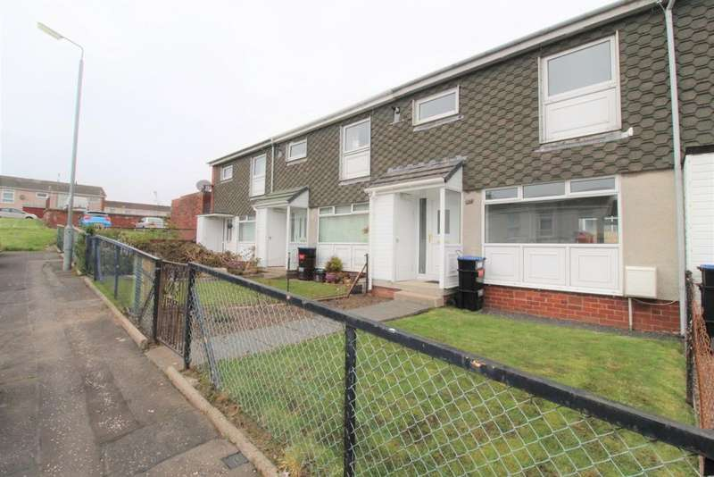 2 Bedrooms Terraced House for sale in MacDougall Place, New Farm Loch, KA3