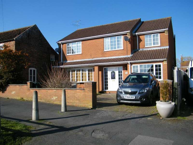 4 Bedrooms Detached House for sale in The Causeway, Burgh Le Marsh, Skegness, PE24 5LT
