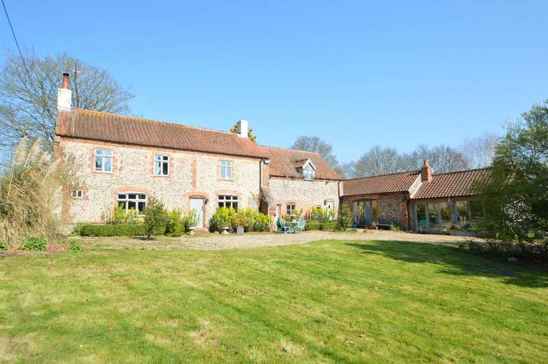 5 Bedrooms Detached House for sale in Stody