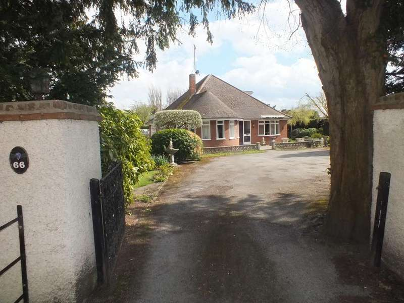 3 Bedrooms Detached Bungalow for sale in Pinchbeck Road, Spalding