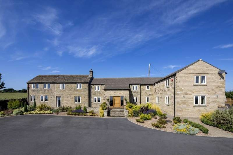 6 Bedrooms Detached House for sale in Horn Lane, Penistone, Sheffield