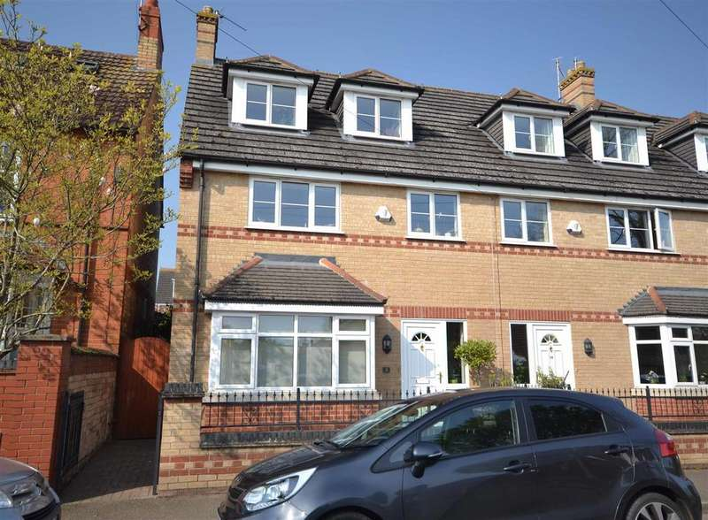 4 Bedrooms Town House for sale in Emlyns Street, Stamford