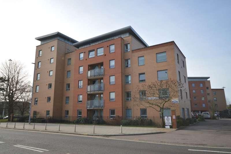 2 Bedrooms Flat for sale in Danestrete, Stevenage, SG1