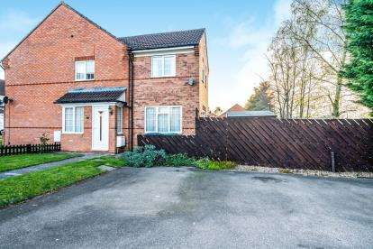 2 Bedrooms End Of Terrace House for sale in The Paddocks, Flitwick, Beds, Bedfordshire