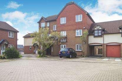 2 Bedrooms Flat for sale in Foxcroft Close, Bradley Stoke, Bristol, Gloucestershire