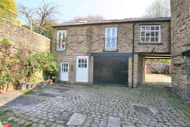2 Bedrooms Semi Detached House for sale in High Street, Bollington