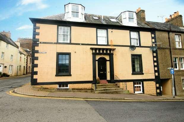 2 Bedrooms Apartment Flat for sale in High Street, Cupar, Fife, KY14 6AQ