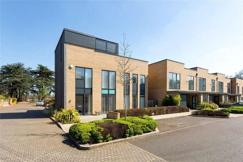 3 Bedrooms Detached House for sale in Cliveden Gages, Taplow, Maidenhead, Berkshire, SL6