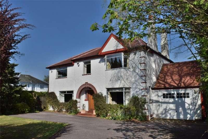 6 Bedrooms Detached House for sale in Edgehill Road, Bearsden