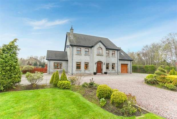 6 Bedrooms Detached House for sale in Byrnes Rampart, Lurgan, County Armagh