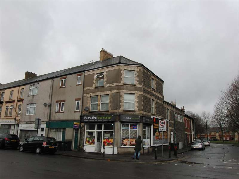2 Bedrooms Apartment Flat for sale in Alexandra Road, Pill, Newport