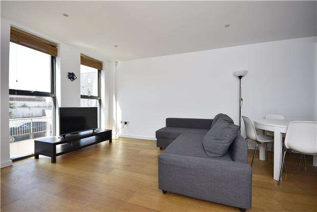 2 Bedrooms Flat for sale in Airpoint, Skypark Road, Bedminster, Bristol, BS3 3NG