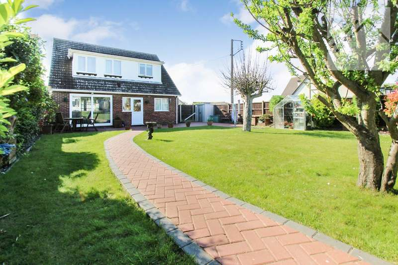 4 Bedrooms Detached House for sale in Highlands Road, Bowers Gifford