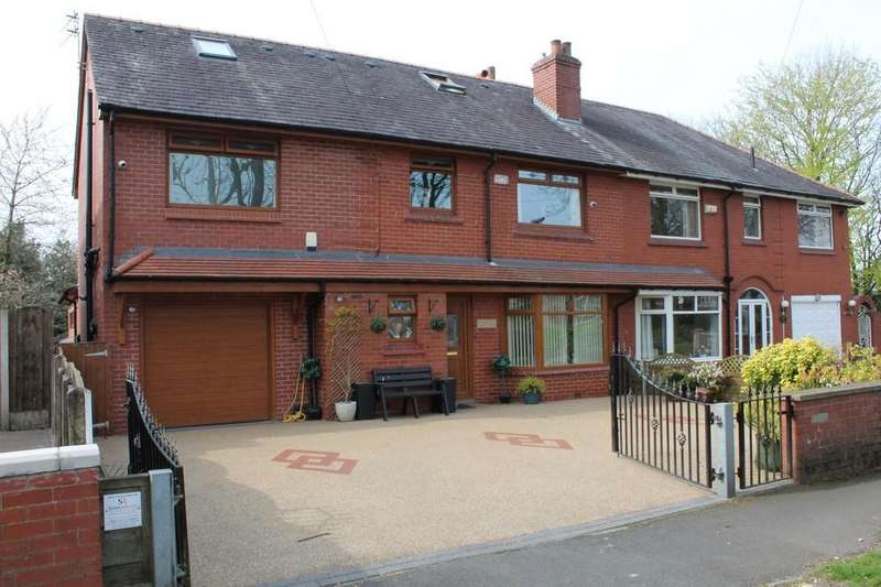 5 Bedrooms Semi Detached House for sale in Buckley Hill Lane, Milnrow, Rochdale