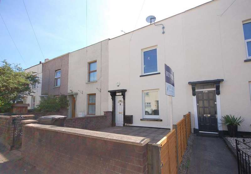 2 Bedrooms Terraced House for sale in Two Mile Hill Road, Bristol, BS15 1BQ