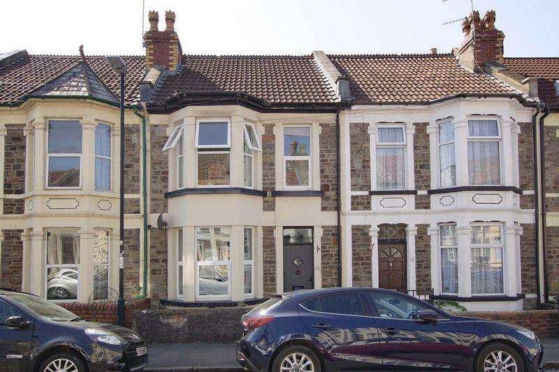 2 Bedrooms Terraced House for sale in Verrier Road, Bristol, BS5 9LQ