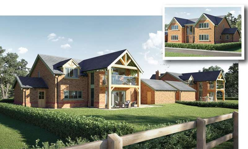 5 Bedrooms Detached House for sale in Ravensmoor, Cheshire