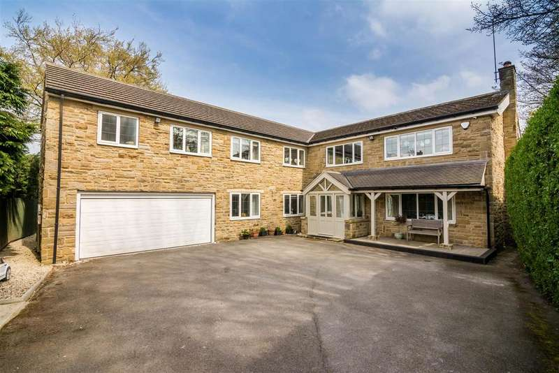 5 Bedrooms Detached House for sale in Shell Lane, Calverley