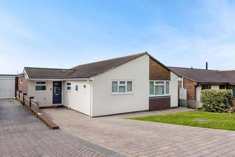 4 Bedrooms Detached Bungalow for sale in Hurdis Road, Seaford