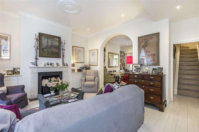 3 Bedrooms Flat for sale in Cambridge Street, London, SW1V