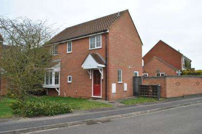 4 Bedrooms Detached House for sale in Hereford Grove, Biggleswade, Bedfordshire